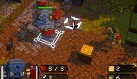 Minecraft Tactics: Real-Time Strategy σε prototype έκδοση
