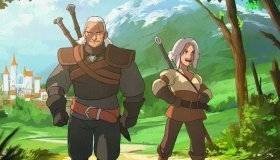 Anime ταινία Witcher: Nightmare of the Wolf