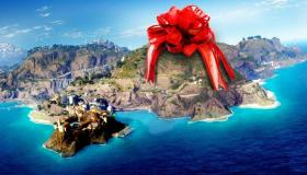 Just Cause 3: Win an Island Contest