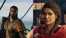 Assassin's Creed Odyssey: Επιλογή ανδρικού η γυναικείου χαρακτήρα