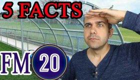 Πριν το αγοράσετε 6: 5 facts για το Football Manager 2020