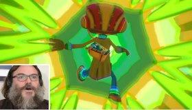 Ο Jack Black τραγουδάει στο Psychonauts 2 και το παίζει σε gameplay video