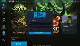Blizzard Battle.net το νέο όνομα της υπηρεσίας