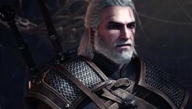 Ο Geralt of Rivia των The Witcher στο Monster Hunter: World