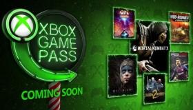 Τα games του Xbox Game Pass: Νοέμβριος-Δεκέμβριος 2018