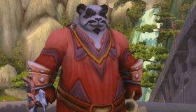 World of Warcraft: Shadowlands: Pacifist Panda φτάνει το level 60 μαζεύοντας λουλούδια