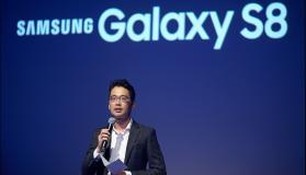 Παρουσίαση Samsung Galaxy S8 στην Ελλάδα
