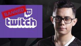 Ban σε streamer από το Twitch για χρήση ρατσιστικής έκφρασης