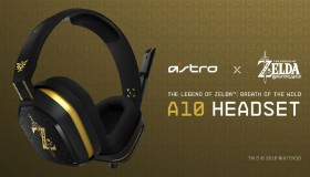 Astro A10 headset για το The Legend of Zelda: Breath of the Wild