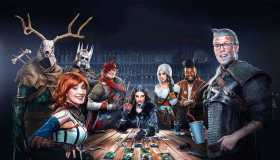 Gwent: The Witcher Card Game open beta
