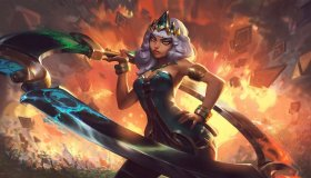 League of Legends: Qiyana