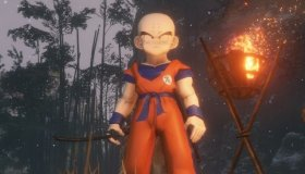 Παίξτε Sekiro ως ο Krillin από το Dragon Ball