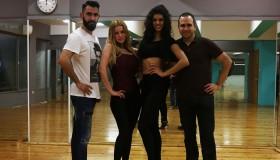 Μάθημα Latin στη Stella Dance Art