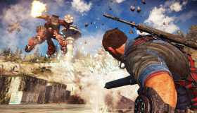 Just Cause 3: Mech Land Assault DLC