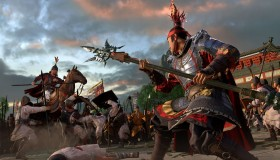 Total War: Three Kingdoms gameplay video