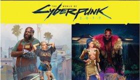 Βιβλίο για τον κόσμο του Cyberpunk 2077