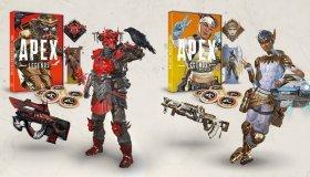 Συλλεκτικές retail εκδόσεις του Apex Legends