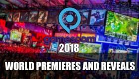Νέες ανακοινώσεις στην τελετή έναρξης της Gamescom 2018