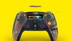 Cyberpunk 2077: Εκπληκτικό design του PS5 DualSense