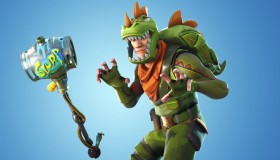 Fortnite: Guided Missile Launcher, Rex outfit και pickaxe