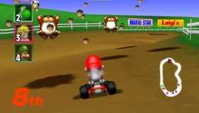 Mario Kart 64 στο Wii U