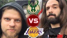 Παίζουμε NBA 2K21