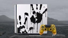 Συλλεκτικό PS4 Pro Death Stranding