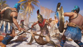 New Game Plus Mode στο Assassin's Creed Odyssey