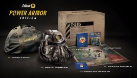 Fallout 76 Power Armor Collector's Edition