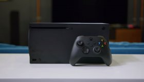 "Microsoft: ""Το Xbox Series X είναι μικρότερο από ένα ψυγείο"""