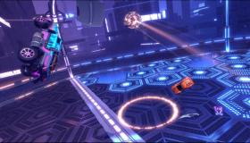 Rocket League: Dropshot mode