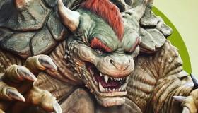Οι χαρακτήρες του Super Smash Bros. Ultimate από τον Art Director του God of War