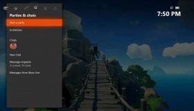 User interface update στο Xbox One