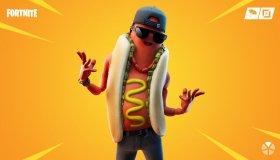 Το νέο Fortnite skin είναι ένα hot dog με καπέλο