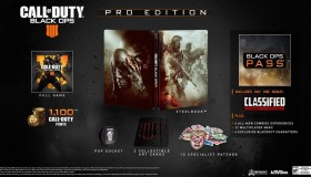 Call of Duty: Black Ops 4 Collector's Editions