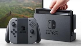 Nintendo Switch: 32 εκατομμύρια πωλήσεις
