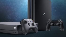Στενή κόντρα πωλήσεων PS4 Pro και Xbox One X