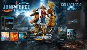 Jump Force: Ημερομηνία κυκλοφορίας και Collector's Edition