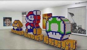 Game Maniacs: Φιγούρα Link και Tron cakes