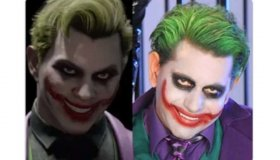 O Joker από το Mortal Kombat μοιάζει με μια εκδοχή του από... παρωδία πορνό