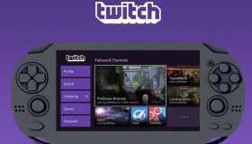 Το Twitch στο PS Vita