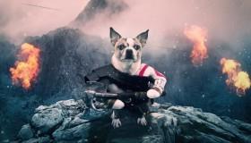 Τηλεοπτική διαφήμιση για το...Dog of War