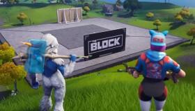 "Fortnite: Περιοχή ""The Block"" με δημιουργίες των fans"