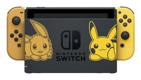 The Pokémon: Let's Go! Switch