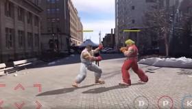 Street Fighter II στον πραγματικό κόσμο