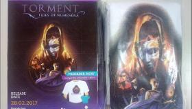 Διαγωνισμός Torment: Tides of Numenera Day One Edition