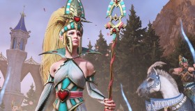 Total War: Warhammer II: The Queen and The Crone DLC