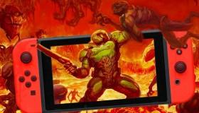 Το DOOM στο Switch θα τρέχει σε 720p και 30fps