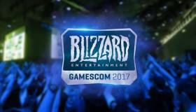Η Blizzard στην Gamescom 2017