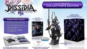 Dissidia Final Fantasy NT: Ημερομηνία κυκλοφορίας και Collector's Edition